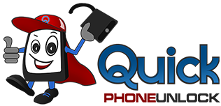 QuickPhoneUnlock – Cellphone Unlocking Made Simple Logo
